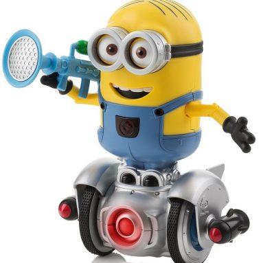 Minion MiP Turbo Dave – Fun Balancing Robot Toy