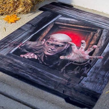 Mirage Halloween Doormat
