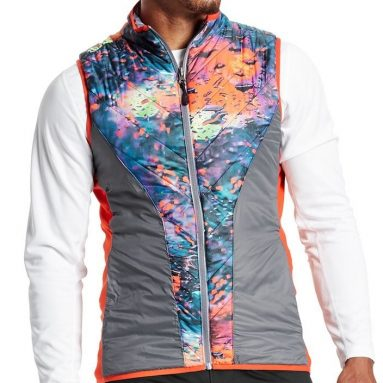 Mission Men's VaporActive Shift Reversible Vest