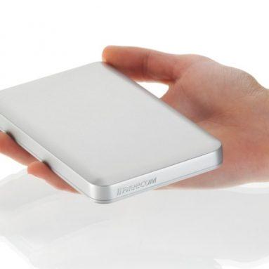 1 TB USB 3.0/FW800 Portable External HD