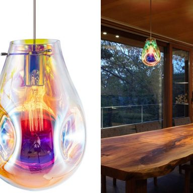 Island Pendant Light Lava