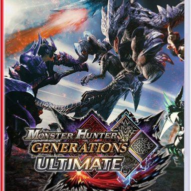 Monster Hunter Generations Ultimate – Nintendo Switch