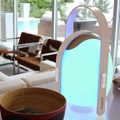Mooni Koble Designed OVO Speaker Color Changing LED Lantern