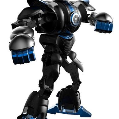 Moorebot Zeus Battle Robot – Remote Control Programmable Robot