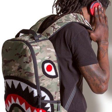 Multi-Cam Shark Deluxe Backpack