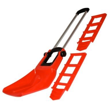 Multi-Function Extendable Snow Shovel