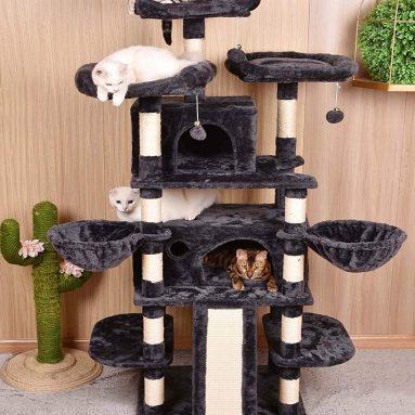 Multi-Level Cat Tree