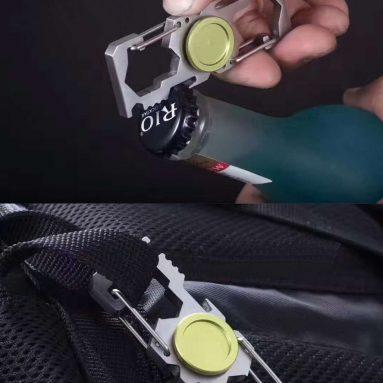 Multi-function Bottle Opener Stress Reducer Hand Spinner