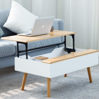 Multifunctional Lifting Coffee Table