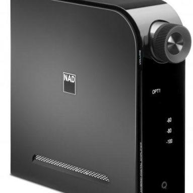 Hybrid Digital Amplifier with aptX Bluetooth