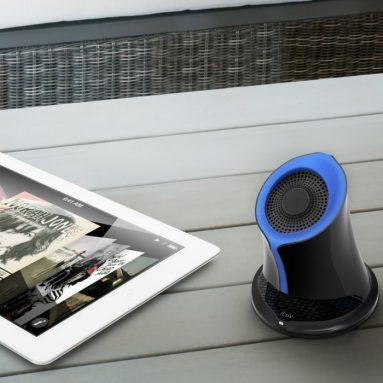 NFC-Enabled Bluetooth Portable Speaker