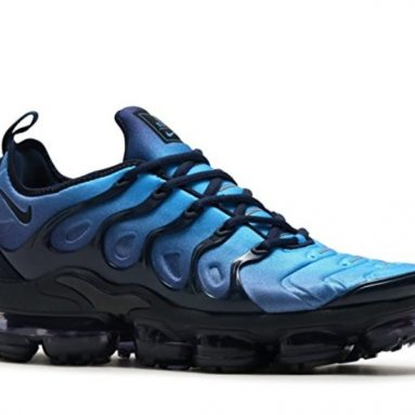 NIKE Men's Air Vapormax Plus Nylon Running Shoes