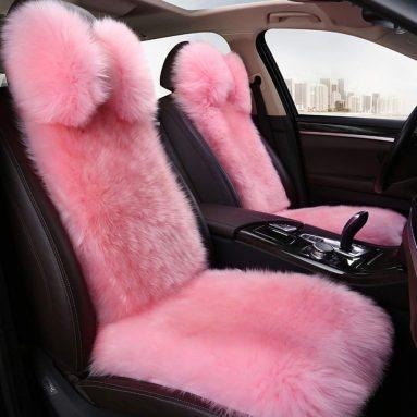 Natural Australian Sheepskin Car Seat Cover
