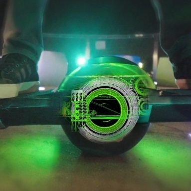 Neon Nitro 8 – Self Balancing One Wheel Board