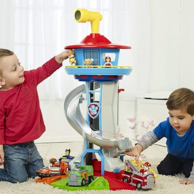 Nickelodeon Paw Patrol – My Size Lookout Tower with Exclusive Vehicle