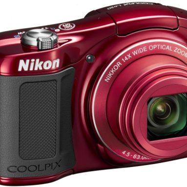 Nikon COOLPIX L620 18.1 MP CMOS Digital Camera