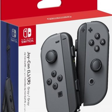 Nintendo Joy-Con (LR)-Gray