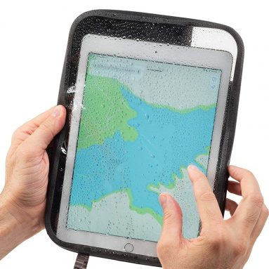 Nite Ize Runoff Waterproof Tablet Case with Lanyard