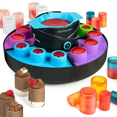 Nostalgia Edible Shot and Cup Maker