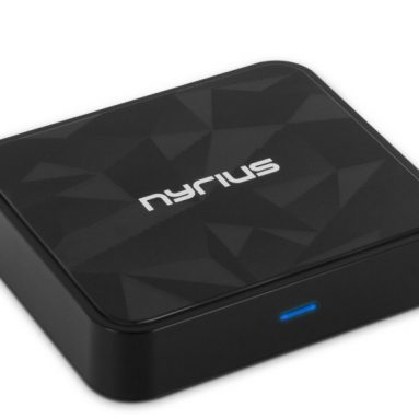 Nyrius Songo HiFi Wireless Bluetooth aptX Music Receiver
