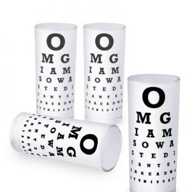 OMG Shot Glasses