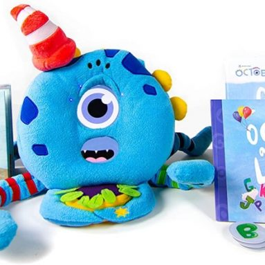Octobo: an Interactive, Educational Smart Plush Toy