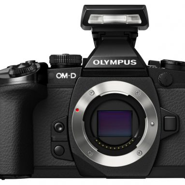Olympus OM-D E-M1 Compact System Camera