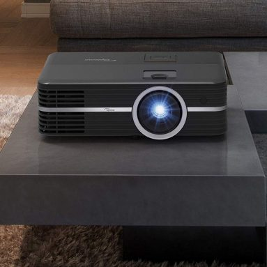 Optoma 4K UHD Smart Home Theater Projector