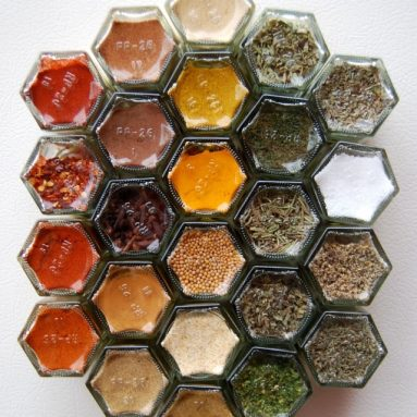 Organic Spice Kit for your Fridge
