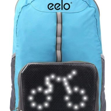 Outdoor Cycle Backpack for Full Visibility and Awareness