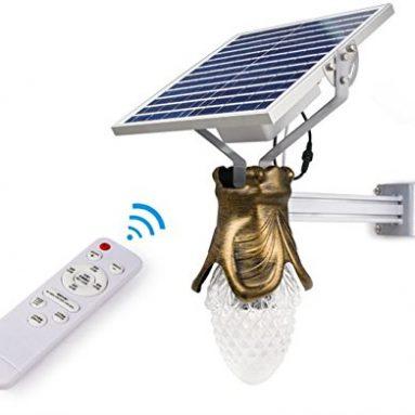 Outdoor Solar LED Waterproof Wall Lights Solar Garden Lights