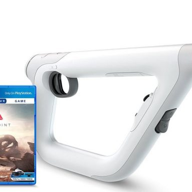 PSVR Aim Controller Farpoint Bundle – PlayStation 4