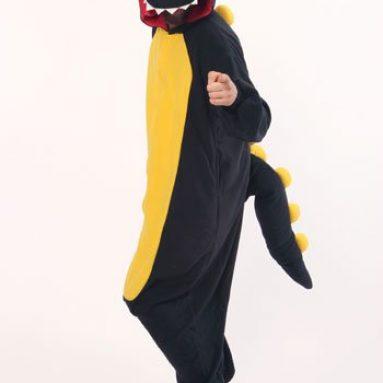 Pajamas Costumes Godzilla Dinosaur