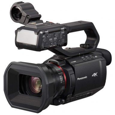 Panasonic X2000 4K Professional Camcorder with 24x Optical Zoom