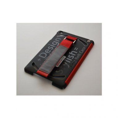 Pattern Breaker For iPad mini Grip Belt Case