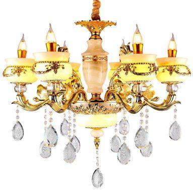 Pendant Light Led Crystal Pendant Chandelier