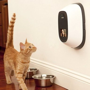 Pet Camera Two-Way AudioVideo System