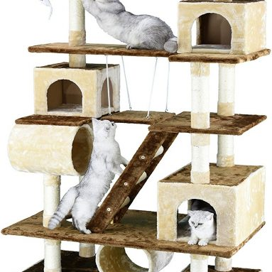 Cat Tree Condo House Furniture