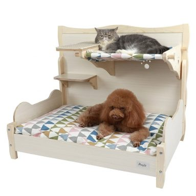 Petsfit Comfortable Bunk Bed