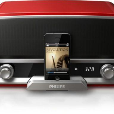 Philips Original Radio Dock for iPod/iPhone
