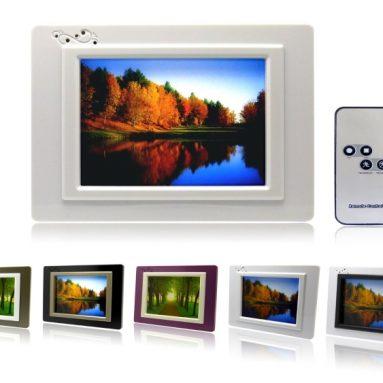 Photo Frame Smart Cam Security and Surveillance Camera Hidden