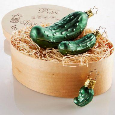 Pickle Tree Ornament