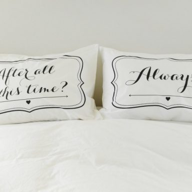 Pillowcases Harry Potter After All This Time Always Pillows