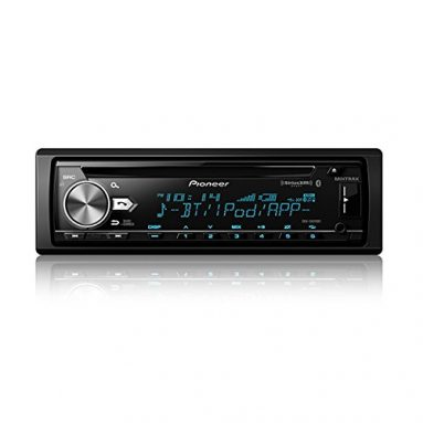 Pioneer CD Receiver with Built in Bluetooth
