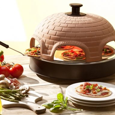 "Pizzarette – ""The World's Funnest Pizza Oven"""