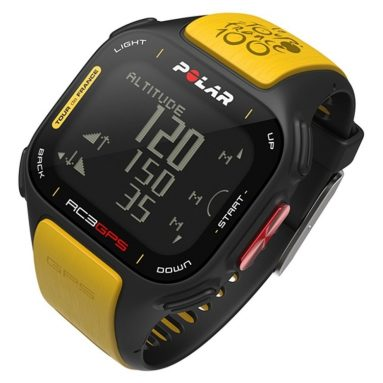 Polar GPS Tour de France with Heart Rate
