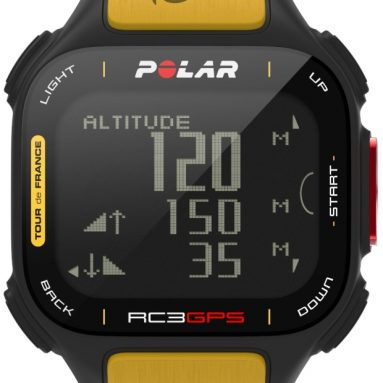 Polar RC3 GPS Tour de France with Heart Rate