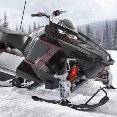 Polaris Rush Remote – controlled Snowmobile