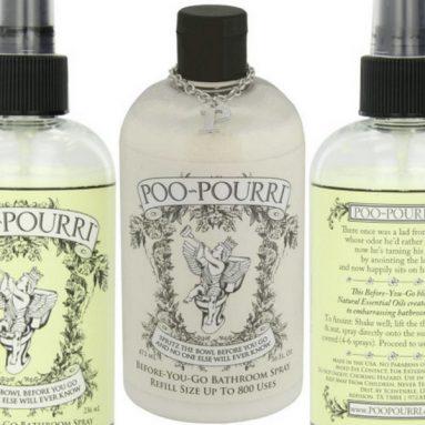 Poo-Pourri Original Before-You-Go Bathroom