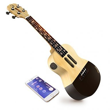 Populele Smart Ukulele with Accessory Kit